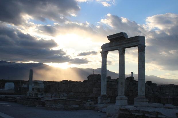Laodicea-Sunset